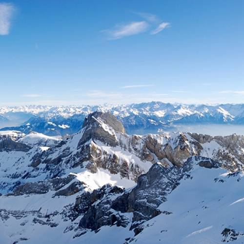 Séminaire Incentive dans les Alpes Suisses