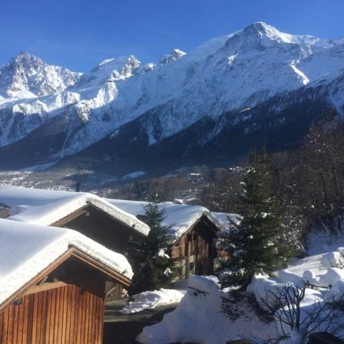 Séminaire dans les Alpes