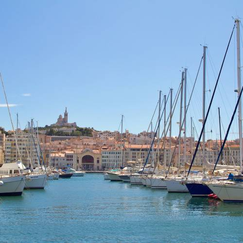 Voyage d'étude à Marseille