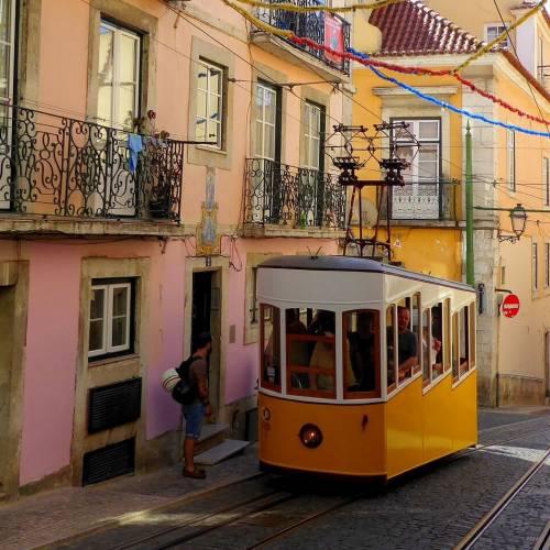 Séminaire Team Building à Lisbonne