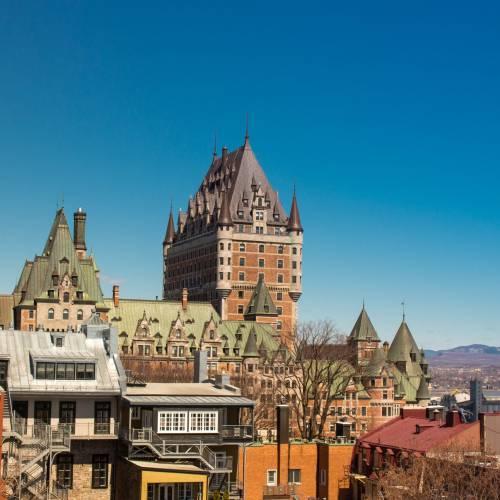 Voyage d'étude à Québec