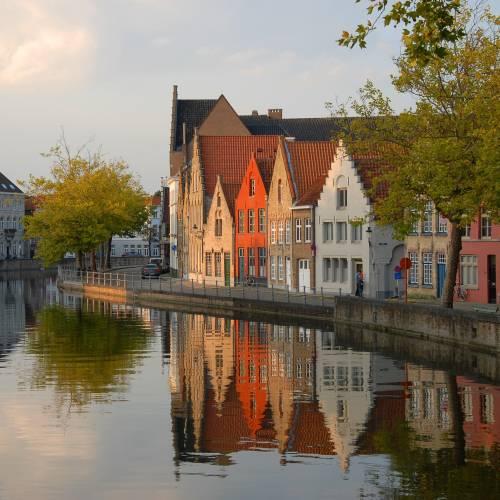 Team Building à Bruges
